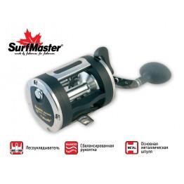 Мультипликаторная катушка Surf Master Regata RGM 200L